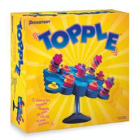 Topple Children's Game