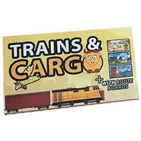 Trains And Cargo Board Game