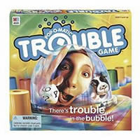 Trouble Children's Game