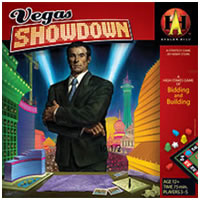 Vegas Showdown Board Game