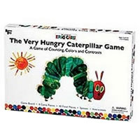 Very Hungry Caterpillar Children's Game