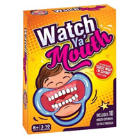 Watch Ya Mouth Game