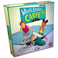 What's Under The Carpet Game
