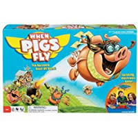 When Pigs Fly Children's Game