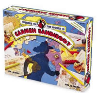 Where Is Carmen Sandiego Board Game
