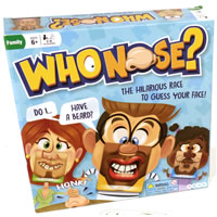 Who Nose Game