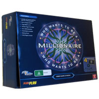 Who wants to be Millionaire Game