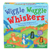 Wiggle Waggle Whiskers Children's Game