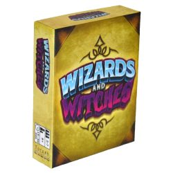 Wizards and Witches Game
