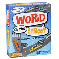 Word On The Street Children's Game