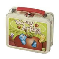 Wormy Apples Children's Game