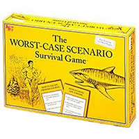 Worst Case Scenario Board Game